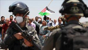 Los palestinos rebelados conmemoran el Día de la Nakba