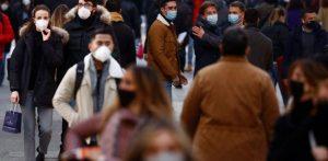 Italia suma 5.753 nuevos casos de coronavirus y 93 muertos