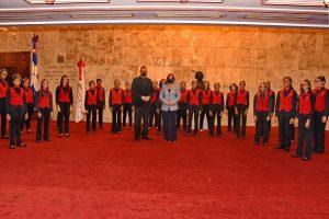 """Coro Nacional de Niños Dominicanos del MINC presenta gala coral """"Laudemus"""" en el Teatro Nacional"""