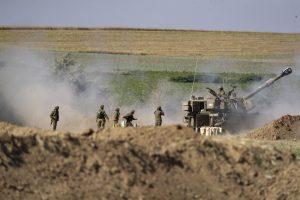 Tropas israelíes vuelven a disparar contra manifestantes en frontera libanesa