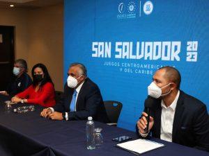 San Salvador será sede de Juegos Centroamericanos y del Caribe en 2023