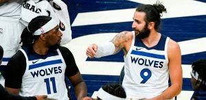 Timberwolves derrotan a unos Mavericks con los ojos en el playoff