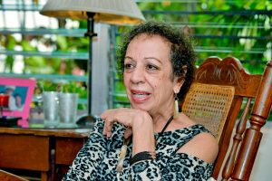 Muere la primera actriz dominicana Delta Soto