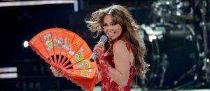 El nuevo disco de Thalia hace su debut luego de 3 años de espera