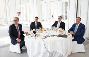 Juan Martín de Oliva sobre el Popular: Ha sido una responsabilidad enorme ser llamados el banco del turismo