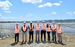 ZF Las Américas y EGE Haina firmaron extensión de contrato en compra energía renovable