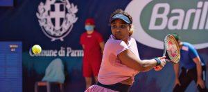 Serena Williams vence con claridad a Pigato en Parma