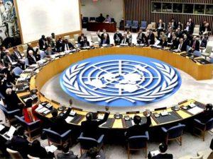 EEUU frena por tercera vez una declaración en la ONU sobre Israel y Gaza