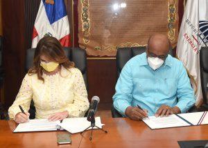 MEM y NUVI firman convenio para impulsarsostenibilidad medioambiental
