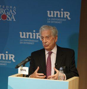 """Mario Vargas Llosa: """"La Literatura nos ayuda a ser mejores ciudadanos"""""""