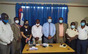 Autoridades haitianas facilitan espacio físico a solicitud Consulado Dominicano en Juana Méndez