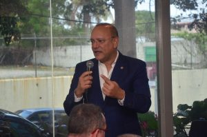 Ulises Rodríguez detalla logros en los nueve meses que lleva al frente de Proindustria