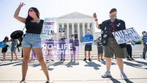 El derecho al aborto en EE.UU. pende de un hilo ante el examen del Supremo