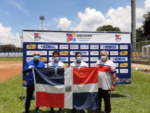 Arqueros de RD obtienen cinco boletos a Panam Junior Cali