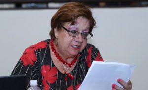 Candidata presidencial de partido minoritario ve difícil alianza electoral