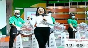 Presentadora Valentina Rosario y no vidente Miguel Mejía, entre los 10 detenidos de la Lotería