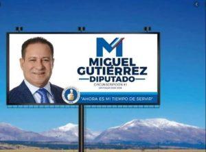 Diputado Miguel Gutiérrez pudiera ser condenado a cadena perpetua en EE.UU.; lo acusan de tres cargos