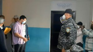 (VIDEO) Autoridades logran obtener libertad de comerciante dominicano que llevaba preso en Haití más de un año