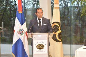 Brindan por el nuevo consejodirectivo del Cuerpo Consular