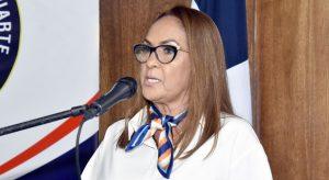 Se filtra audio gobernadora de provincia Duarte recomendando cancelación de peledeístas