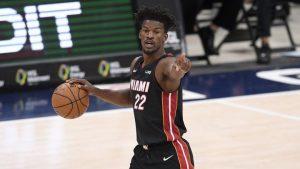 Jimmy Butler consigue contrato máximo con los Miami Heat