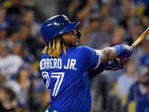 Vladimir Guerrero Jr. habría decidido no participara en el Festival de Jonrones de MLB