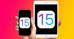 iPhone 6 no morirá con nueva actualización iOS 15