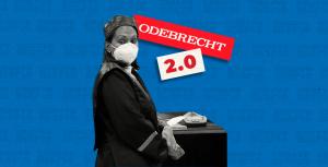 Fiscal Mirna Ortiz dice Odebrecht tendrá segunda parte: Odebrecht 2.0