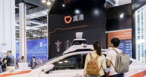 El gigante chino del transporte Didi prepara su salida a bolsa en Nueva York