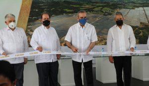 Presidente Abinader participa en inauguración Parque Solar Girasol con inversión de US$ 100 millones