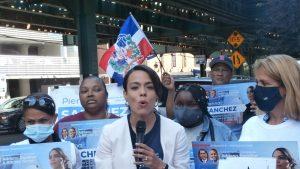 Pierina Sánchez asegura ganará en primera vuelta en distrito 14 de El Bronx