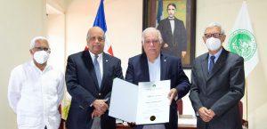 Academia de Historia incorpora a Wilfredo Lozano como miembro correspondiente nacional