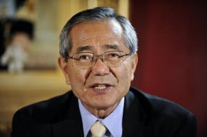 Muere a los 85 años el Nobel de Química japonés Eiichi Negishi