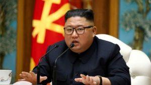 """Kim llama a mantener una """"actitud de alerta máxima"""" en comisión militar"""