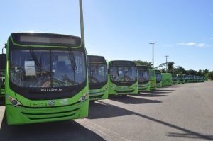 Los autobuses de la OMSA laborarán hasta las 6 de la tarde este fin de semana