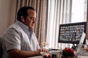 José Ignacio Paliza habla sobre ''la necesidad de que los políticos sepan comunicar sus ideas''