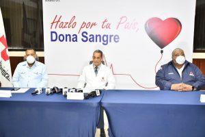 """Cruz Roja lanza campaña """"Hazlo por tu país, dona sangre"""""""