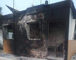 Miembros de la Armada reciben quemaduras durante siniestro puesto militar en Isla Beata