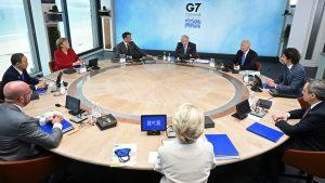El G7 carga contra la amenaza china al libre comercio y los derechos humanos