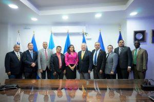 Junta directiva del PARLACEN sesionará en RD; se reunirá con el presidente Luis Abinader