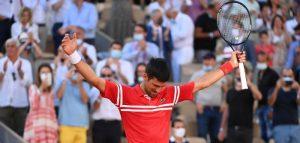 En la pugna como tenista más laureado, Djokovic apunta a Nadal
