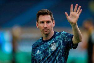 Messi habla de su sueño de título y de una preocupación: el contagio de covid