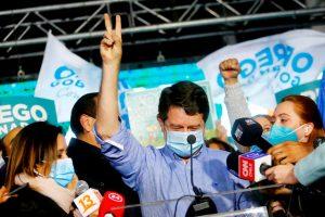 La centroizquierda gobernará en Santiago de Chile y en la mayoría de regiones