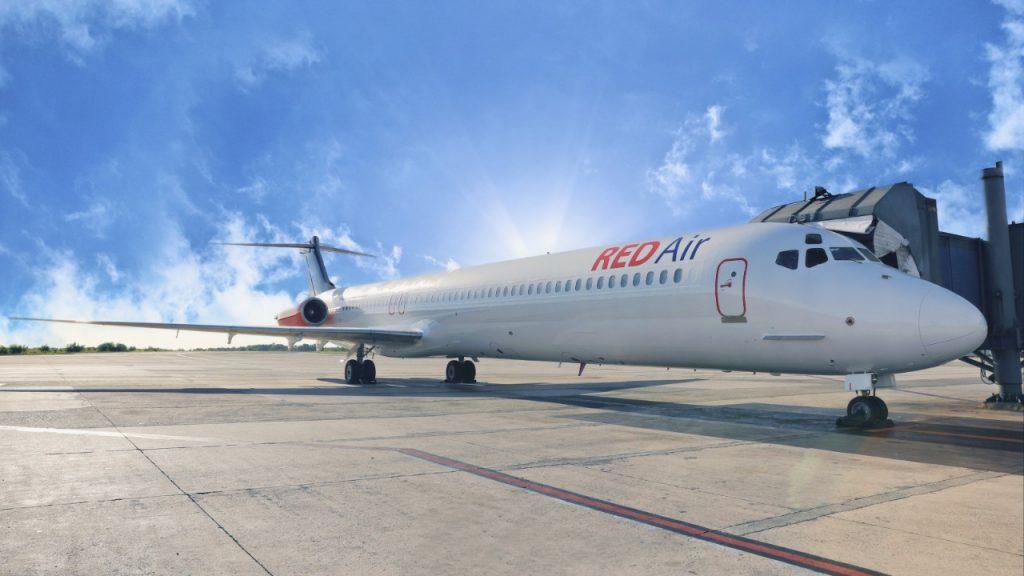 La nueva aerolínea RED