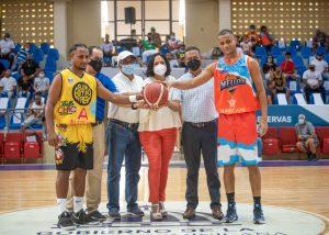 Eduardos del Batey toma delantera sobre Mellizos en la final baloncesto Puerto Plata