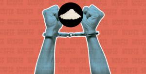 Apresan a un hombre en Montecristi con 74 porciones de droga