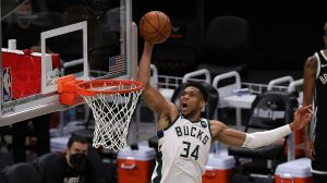 (VIDEO) Antetokounmpo reivindica ser MVP y Bucks empatan serie ante Nets