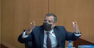 Tommy Galán dice Ministerio Público miente en acusación en su contra; presenta argumentos