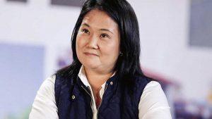"""Keiko Fujimori apuesta por la """"vía Trump"""" ante su aparente derrota electoral"""