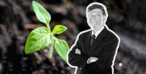 Bill Gates apuesta por innovar en agricultura contra el cambio climático